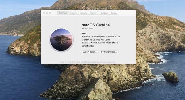 macOS Mojave 10.14.6 Catalina 10.15 na starym sprzęcie!