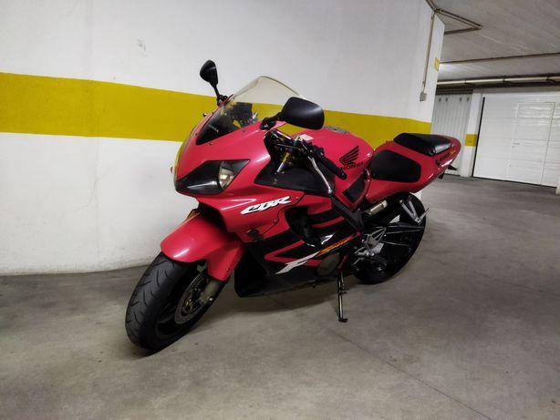 CBR 600 Fsport  2003