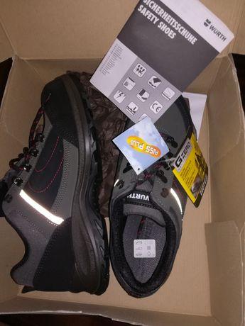 Sapatos/botas de trabalho da wurth NOVOS