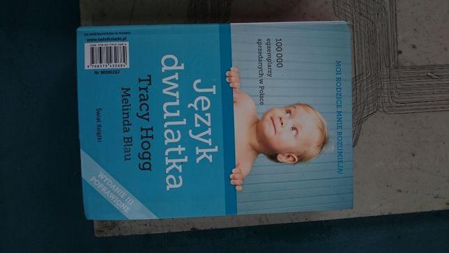 Język dwulatka Tracy Hogg Książka Poradnik