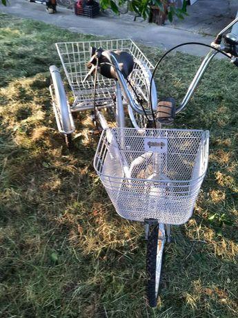 Rower trójkołowy trójkołowiec nieużywany