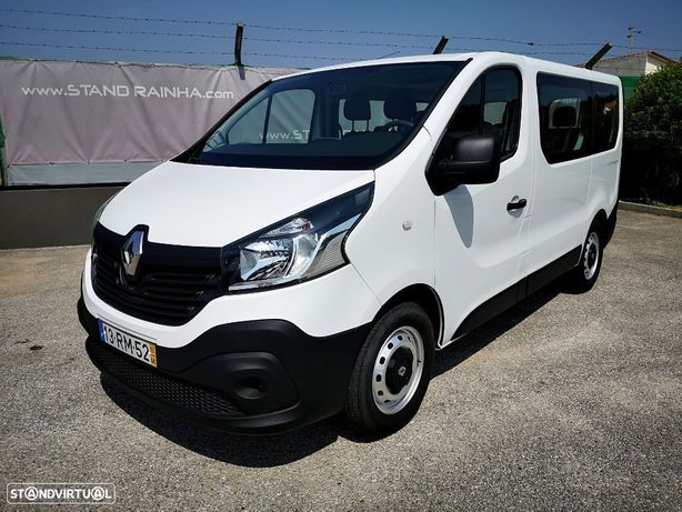 Renault Trafic 1.6 dCi L1H1 1.0T