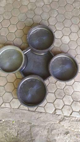 Нови формы для тротуарной плитки