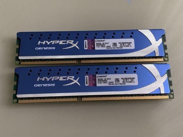 Kingston 8Gb 1600MHz HyperX Genesis DDR3 ігрова gaming память
