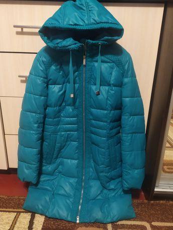 Куртка женская зимняя. Пальто.