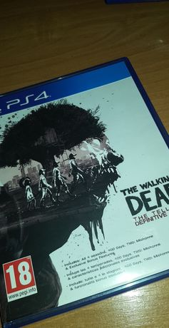 The walking dead: The Telltale definitive edition