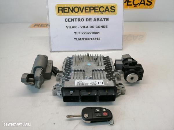 Kit Imobilização Jaguar Xj (X350, X358)