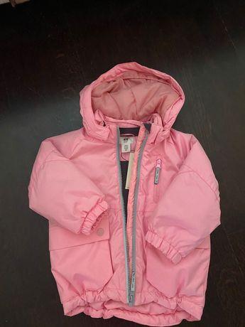 Куртка новая H&M 1.5-2 года 90см