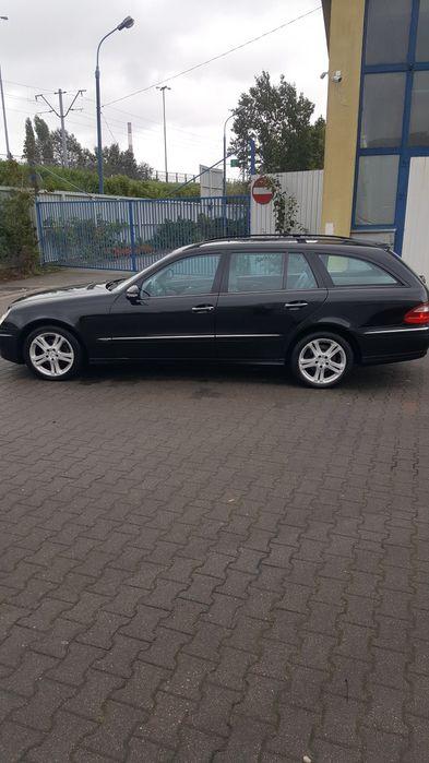 Mercedes W211 2.7 CDI Avantgarde 2004 rok automat Łódź - image 1