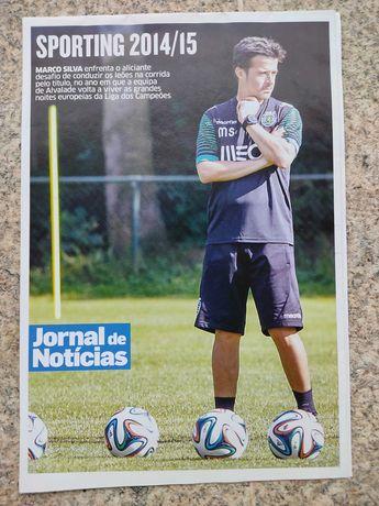 Sporting Clube de Portugal suplemento JN 2014/2015