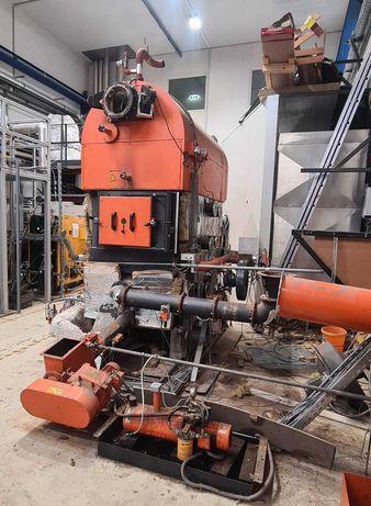 Kocioł MAWERA na biomasę 220kW FSB 220 Low-NOx