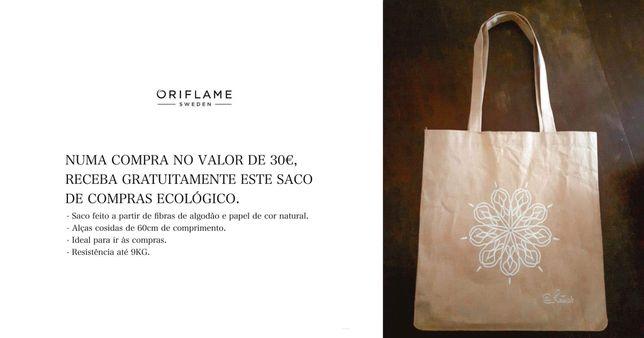 Encomenda Oriflame + ofertas gratuitas