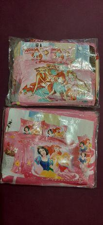 Комплект постельного белья для девочки .