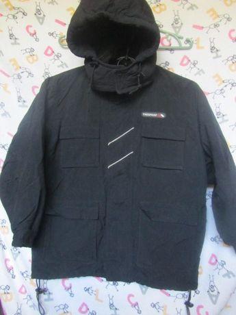 Фирменная зимняя куртка мальчику Trespass 8- 9лет