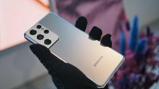 НОВИНКА! Телефон Samsung Galaxy S21 Ultra Новый смартфон+Чехол+Стекло
