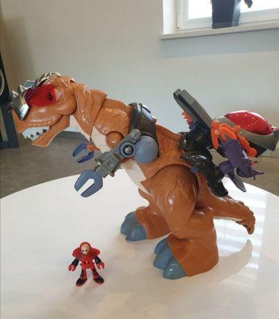 T Rex dinozaur Imaginext