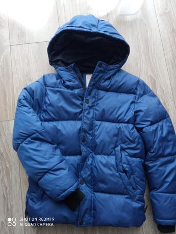 Zimowa kurtka Zara,