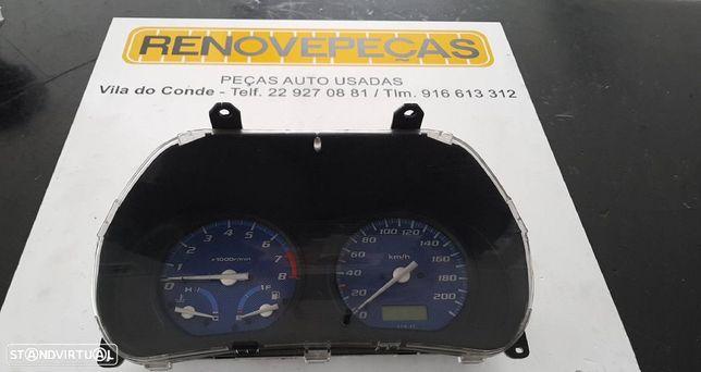 Quadrante Honda Hr-V (Gh)