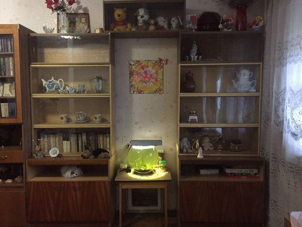 Мебельный комплект.(для книг и посуды).
