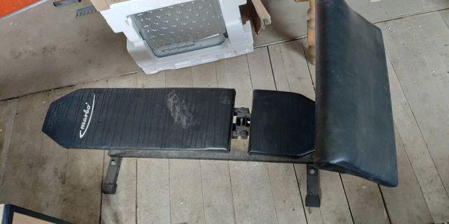 Ławeczka ławka do ćwiczeń marbo plus modlitewnik