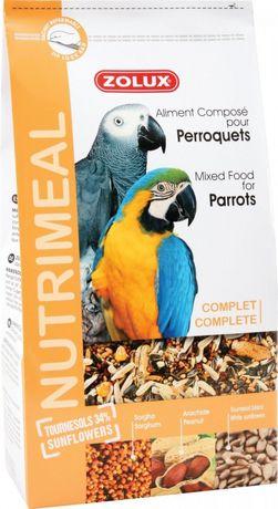 ZOLUX Mieszanka Nutri'Meal Papugi duże 2,25Kg