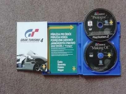 Gra Gran Turismo 4 PROLOGUE na PlayStation2