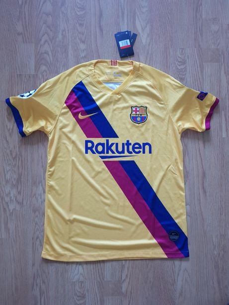 Wyjazdowa koszulka Nike FC Barcelona 19/20 Nowa! Wysyłka ekspresowa!
