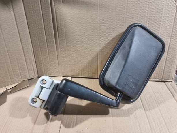 Espelho/retrovisor land rover defender td5/90.esquerdo