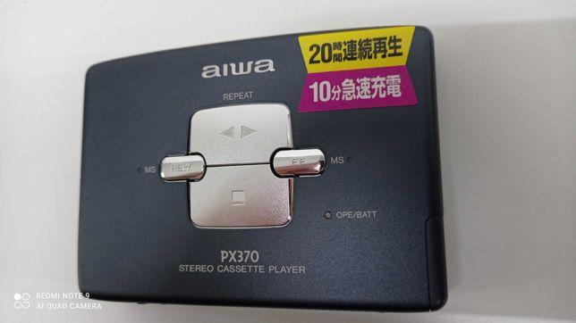 Walkman AIWA  PX370 odtwarzacz kaset kasetowy Stereo Cassette Player
