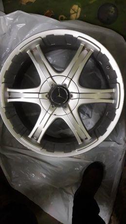 диски 5 112 20 Mercedes VW Skoda Audi Італія