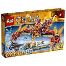 Lego CHIMA 70146 / 70225 / 70143 / 70226 / 70135 / 70227