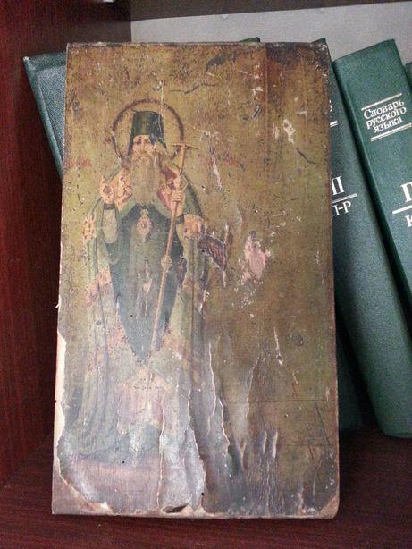 Икона на доске, старинная