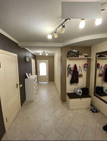 2х комнатная квартира в новом кирпичном доме с евроремонтом