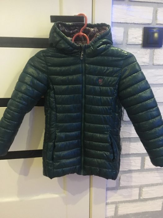 куртка курточка reserved 128 Белая Церковь - изображение 1