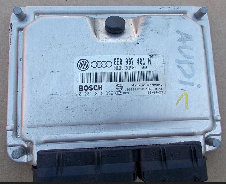 sterownik komputer AUDI A6 C5 2.5 tdi