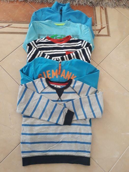 Ubranka dla chłopca rozm.116 Szarów - image 1