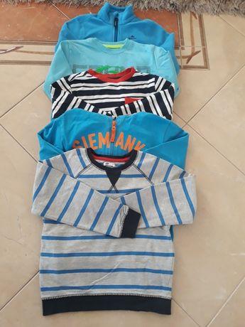 Ubranka dla chłopca rozm.116