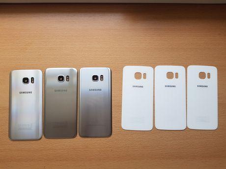 Oryginalna Klapka / Pokrywa Baterii Samsung Galaxy S7 EDGE / S6 EDGE