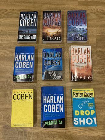 Harlen Coben LIVROS