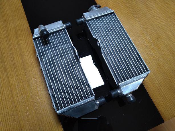 Radiadores Alumínio Yamaha YZ250 de 2002 a 2014