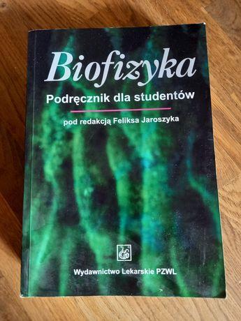 Biofizyka Podręcznik dla studentów Jaroszyk