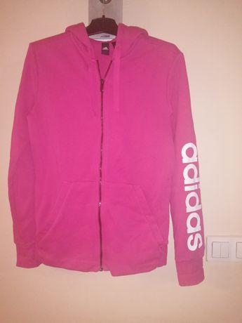 Bluza z kapturem Adidas, rozmiar S