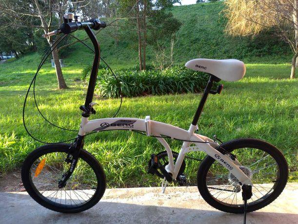 Bicicleta Dobrável Berg
