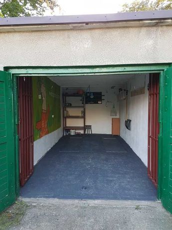 Garaż Sopot dolny SUCHY CIEPŁY CZYSTY z PRĄDEM od zaraz
