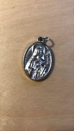 Medalik św Rita