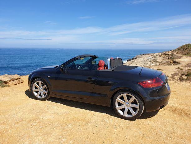 Audi TT FSI cabrio SLine 2000cc - 200cv- Nacional