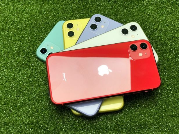 Магазин iPhone 11/64 all colors Neverlock Original Гарантия 3 месяца