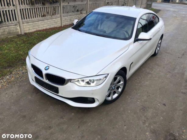 BMW Seria 4 Perła weiss 420 Grand coupé Serwisowany Super Cena!!