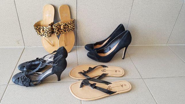4 pary butów rozmiar 41