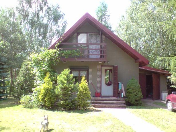Urlop,Weekend---Samodzielny dom na lato nad wodą, z działką przy lesie
